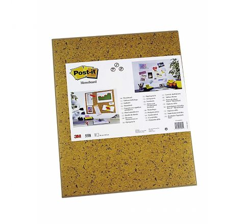 3M  558 3M POST-IT MEMOBOARD 17.5X23