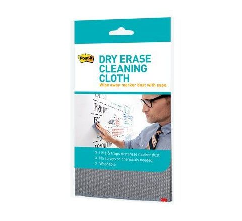 3M  DEF CLOTH POST IT DRY ERASE