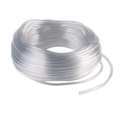 10m PVC Flexible Tubing Clear Each
