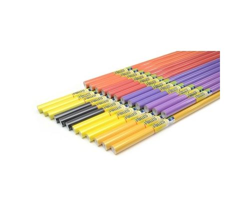 Fadeless Extra Wide Assortment Set 2 Warm Colour Assorted Pack 24