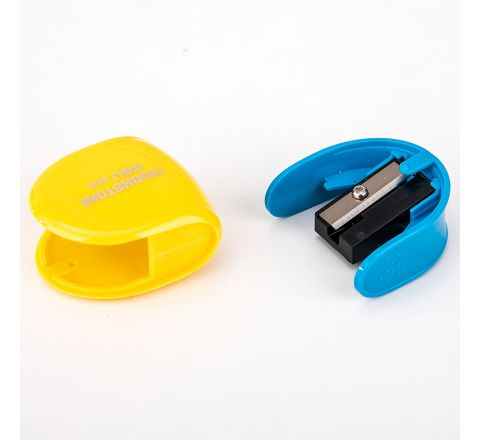DELI-E0578-PENCIL SHARPENER (ASST COLOUR)