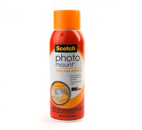 3M  6094 SCOTCH PHOTO-MOUNT ADHESIVE