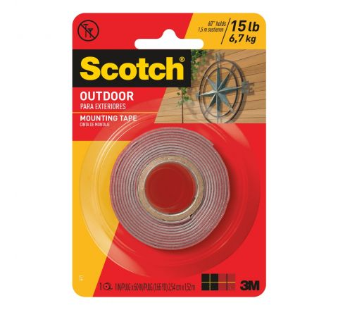 3M 4011 SCOTCH SUPERSTRONG EXT MOUNTING TAPE