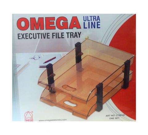 OMEGA 1758/OT ULTRA LINE EXECUTIVE FILE TRAY