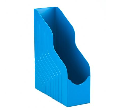 AVERY 444BLUE MAGAZINE RACK FILE JUMBO W100XD253XH323MM, BLUE COLOR