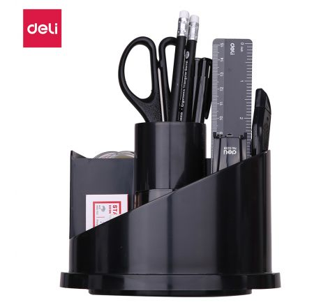 E38251A-DESK ORGANISER 16PCS A CCESSORIES