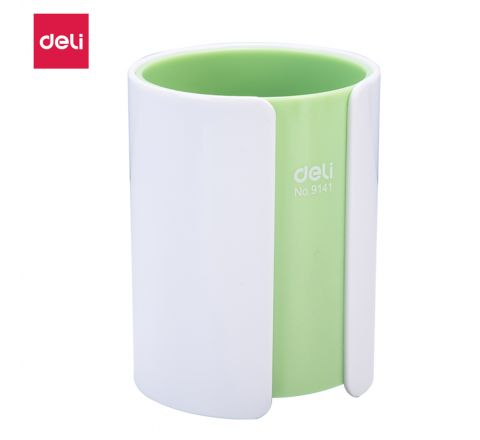 E9141-PEN HOLDER ROUND DUAL CO LOR(ASST)