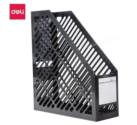 E9841-MAGAZINE RACK BLACK COLO R 1 COMP