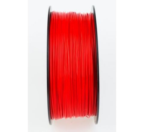 3D Printer Filament ABS 1kg 1.75mm Red [45047]