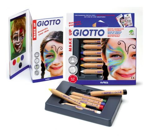 Bls3 Giotto Makeup Pencils Metal
