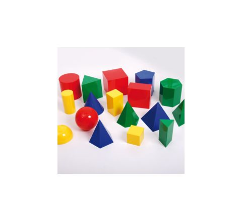 Large Geometric Solids