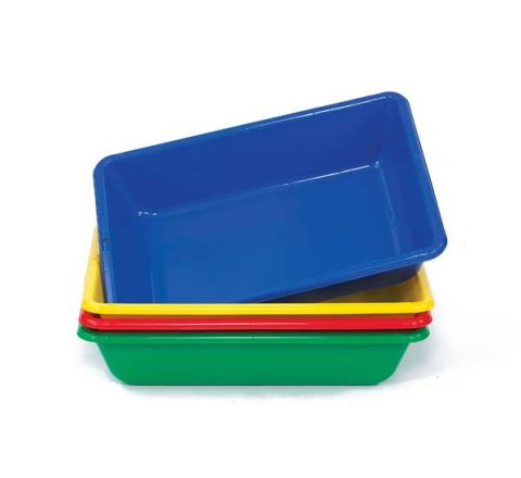 Colour Sand And Water Trays