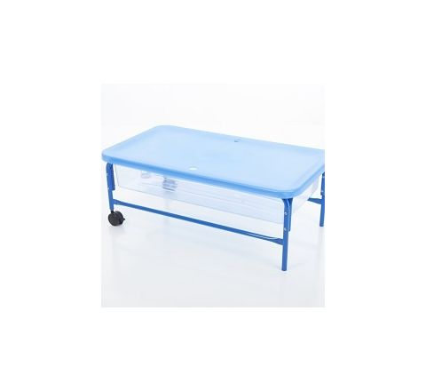 Clear Water Tray And Stand 40Cm