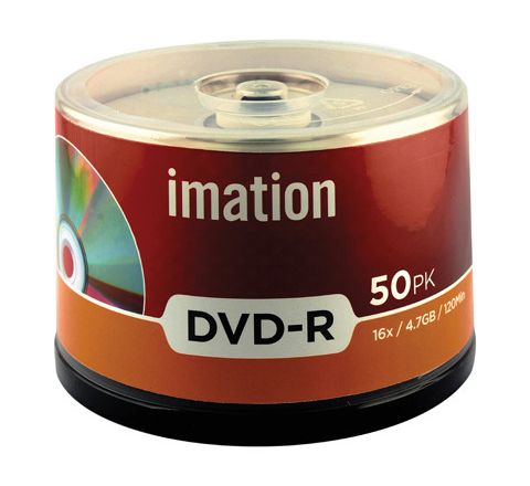 DVD-R Spindle Pack 50
