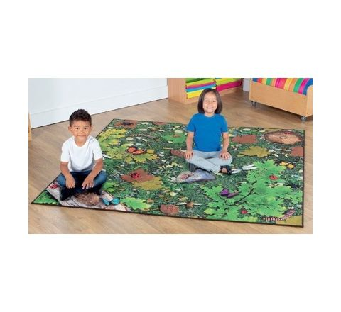Woodland Double Sided Carpet