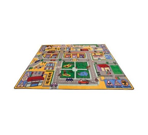 Large Road Safety Rug