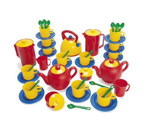 12 Place Tea Set Set