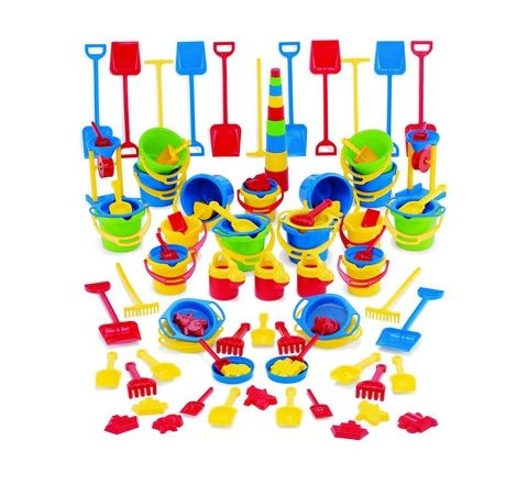 100 Piece Sand & Water Set Set 100