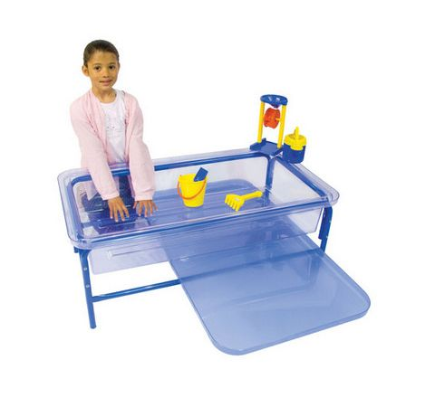 Clear Sand and Water Table 40cm Clear Each