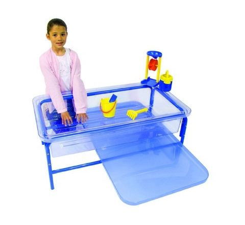 Clear Sand and Water Table 58cm Clear Each