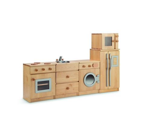 Complete Play Kitchen Set