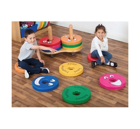 Emotions Cushions & Tuf 2 Trolley