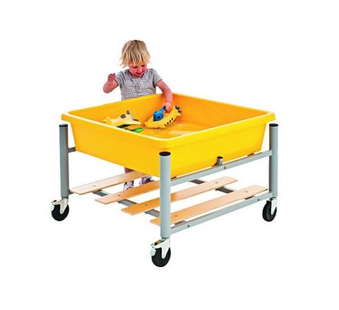 Giant Square Sand & Water Table