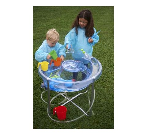 Circular Water Tray and Stand Size: 750 x 580mm