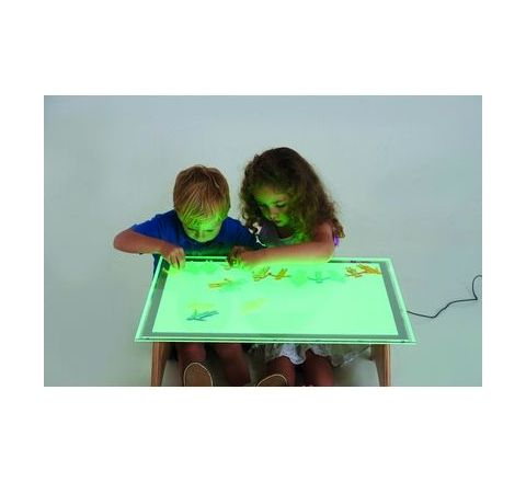 Colour Changing A2 Light Panel & Table Set Each