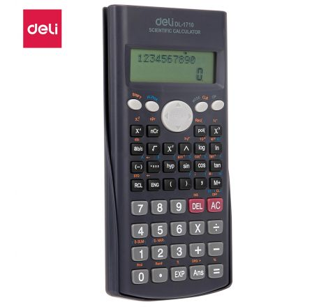 E1710-240F SCIENTIFIC CALCULAT OR 12DIGIT