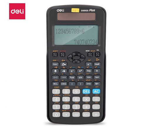 ED991ES-SCIENTIFIC CALC 10+2 D IGITS 417F