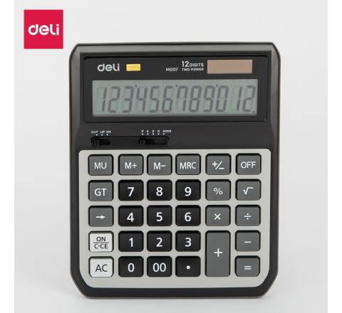 EM00720-METAL CALCULATOR 12 DI GIT BIG
