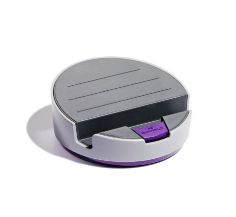 761112-STAND BASE FOR TABLET -PURPLE
