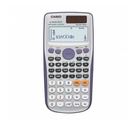 CASIO FX-991ES PLUS TECHNICAL AND SCIENTIFIC CALCULATOR