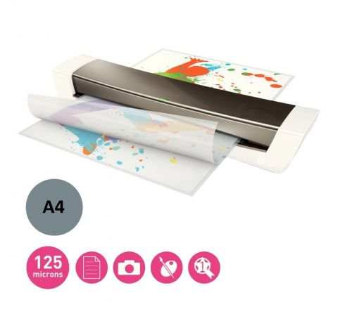 LAMINATING POUCH A4 125MIC (100PIECES PER PACK)