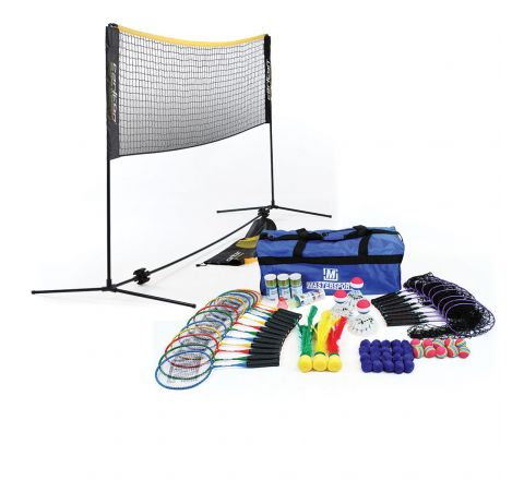 Badminton Fun Kit  With Net And Post