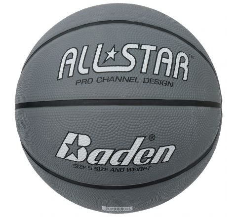 Baden All Star Basketball  Size 5, Silver