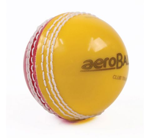 Aeroball Bowling Trainer Cricket Ball   Junior