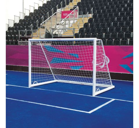 3G Aluminium Integral Weighted Goal  3.66 X 1.83M, Pair