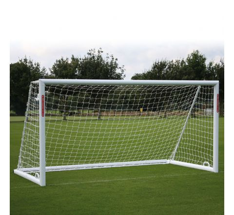 3G Aluminium Integral Weighted Goal  4.88 X 2.13M, Pair