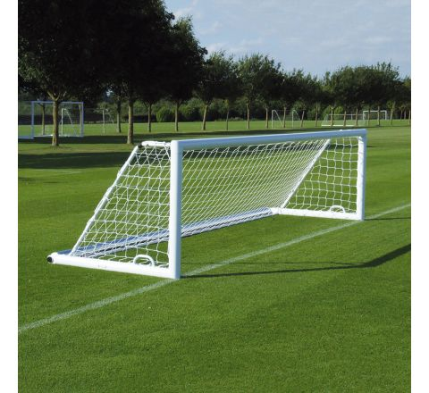 3G Original Integral Weighted 5-A-Side Football Goal 3.66 X 1.22M, Pair