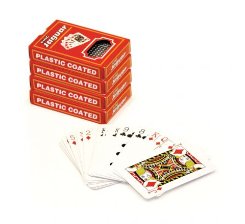 Playing Cards  Set Of 4