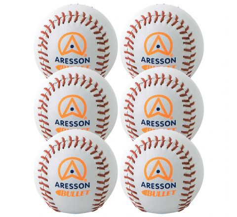Aresson Bullet Rounders Ball  Set Of 6
