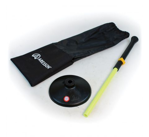 Aresson Batting Tee And Base   With Bag