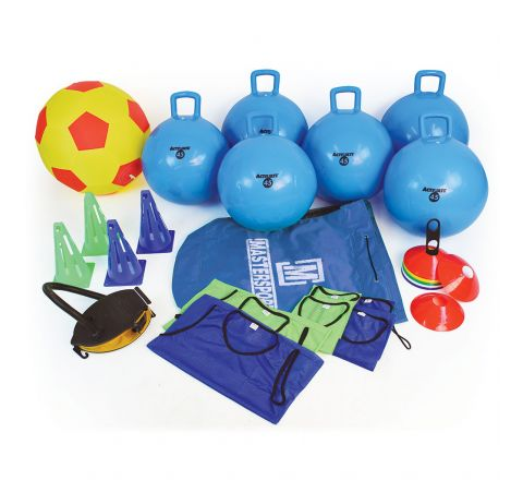 Activate Space Hopper Race Kit  05-09 Years