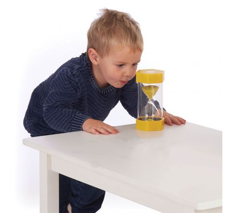 Sand Timer  3 Minutes, Yellow