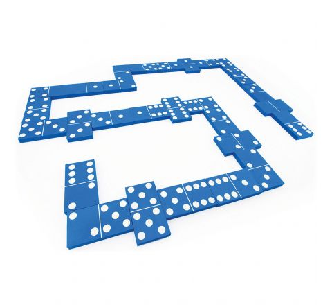 Giant Floor Dominoes