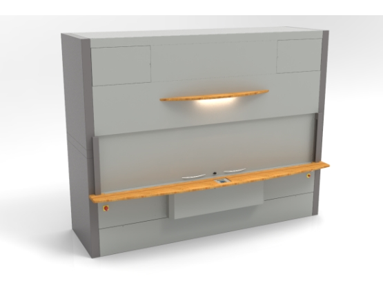 Gyroclass - storage units for offices and workspace