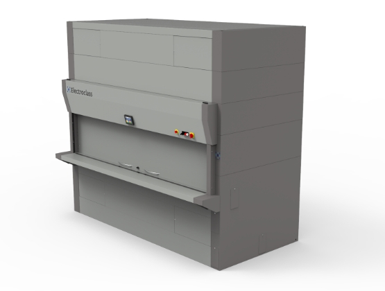 Gyroclass - storage system for office